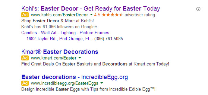 7 ways to optimize your site for easter sales add key phrases related to the festivities easter easter gifts easter decorations easter deals etc and dont forget to optimize ads and negle Image collections